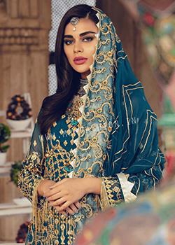 Emaan Adeel Bridal Collection Vol II - Original