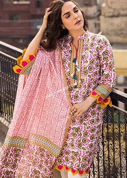 Gul Ahmed Lahore Collection 2021 - Original