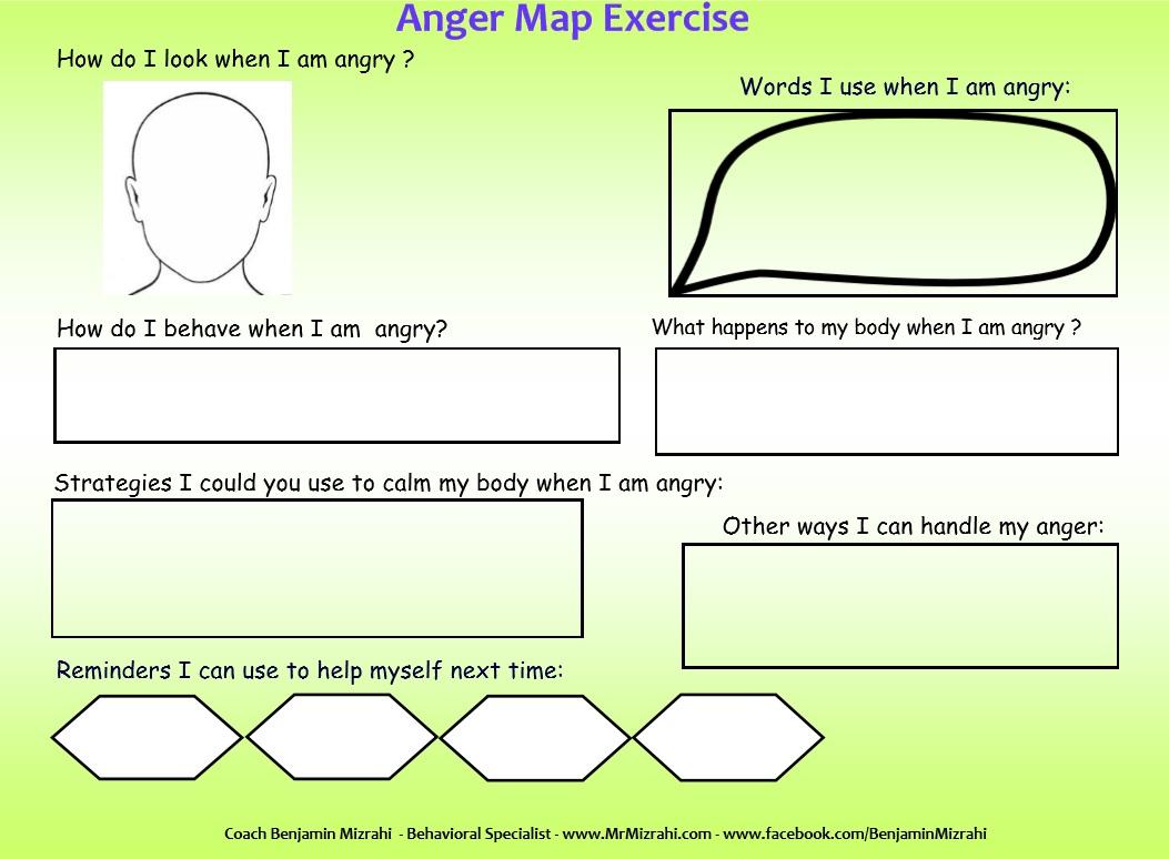 Anger Map Mr Mizrahi S Blog