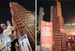 Chocolate Skyscraper