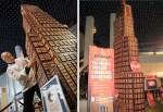 Chocolate Skyscraper