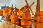 Chocolate Windmill and Towers