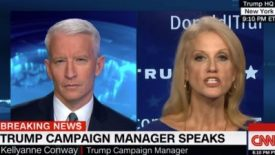 Anderson Cooper and Kellyanne Conway Face Off Over Russian Intel Allegations and 'Fake News' (VIDEO)