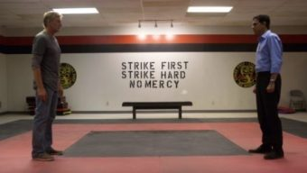 """Cobra Kai"" – Official Teaser Trailer! (VIDEO)"