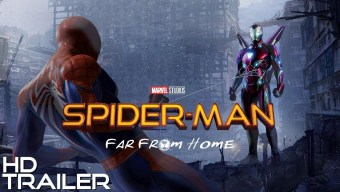 Spider-Man: Far from Home Trailer!