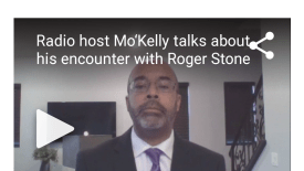 Mo'Kelly on 'Good Day LA'  FOX11 Re: Roger Stone (VIDEO)
