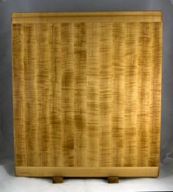 """Cutting Board 16 - Edge 023. Hard Maple. 22"""" x 24"""" x 1""""."""