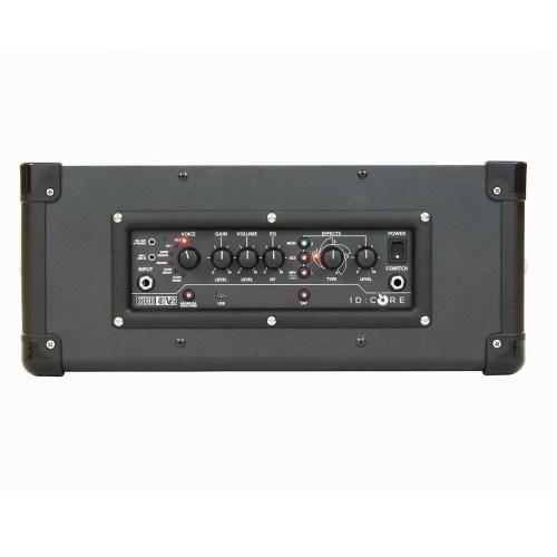 BLACKSTAR ID CORE STEREO 40 V2- Controles