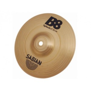 SABIAN 8″ B8X SPLASH