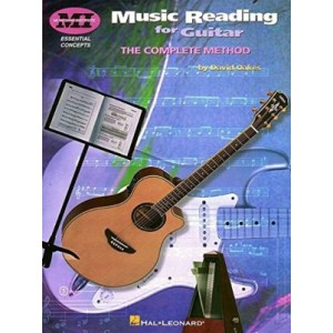 Music Reading for Guitar. The Complete Method