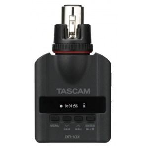TASCAM DR-10X-frente