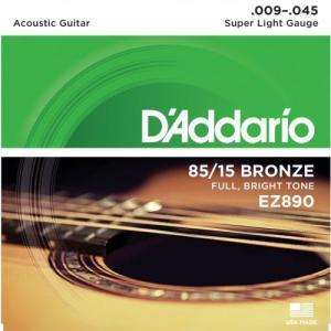 D'ADDARIO EZ-890