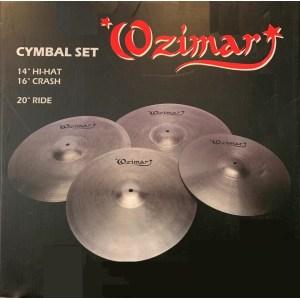 OZIMAR Hero Cymbal Set 1