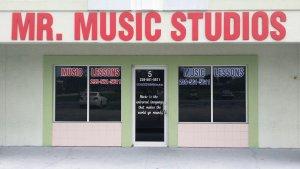 Mr Music Studios