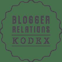 Blogger Kodex
