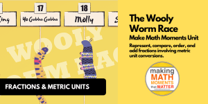 MMM Task - Wooly Worm Race - Featured Image