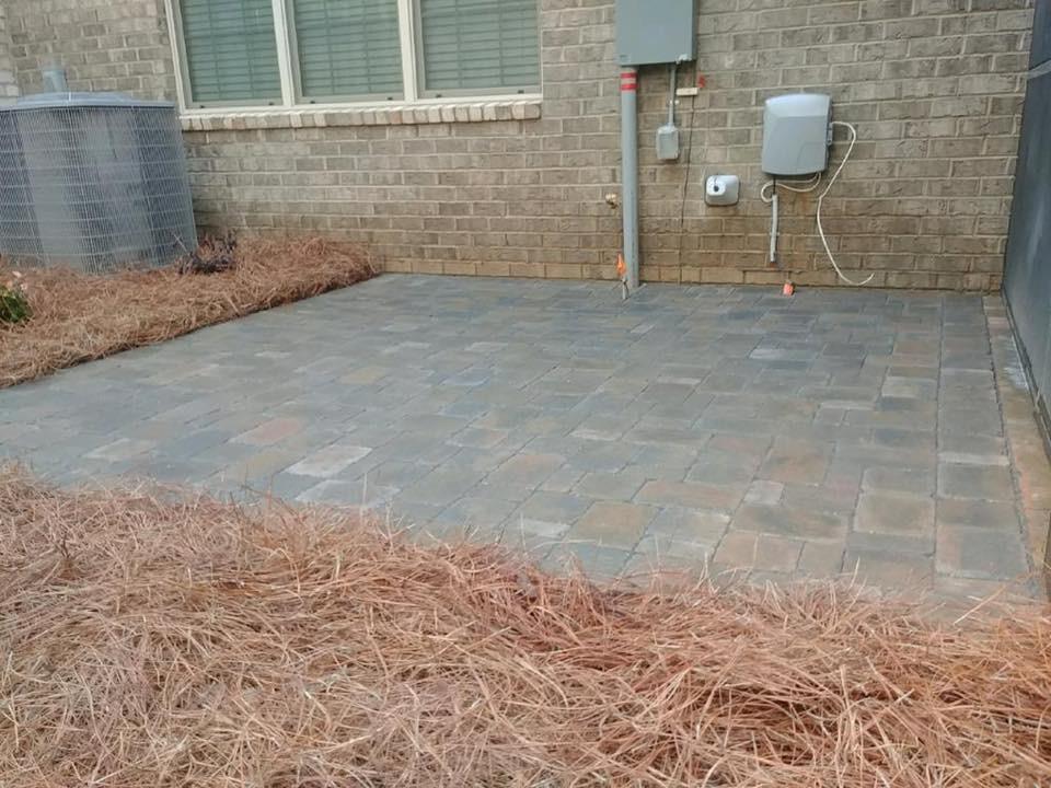 Maintenance Free Backyard - 1