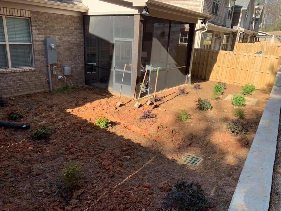 Maintenance Free Backyard - 3