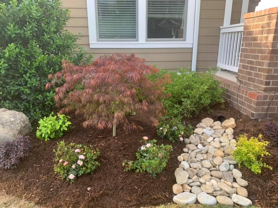 Plantings, Boulders & More