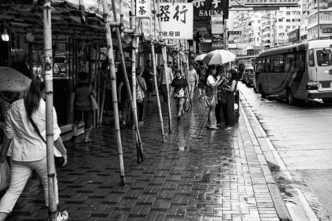 Mrozilla Street Photo @Hong Kong