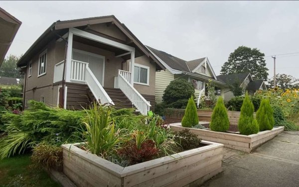 Main Photo: 2822 DUNDAS Street in Vancouver: Hastings Sunrise House for sale (Vancouver East)  : MLS®# R2499556