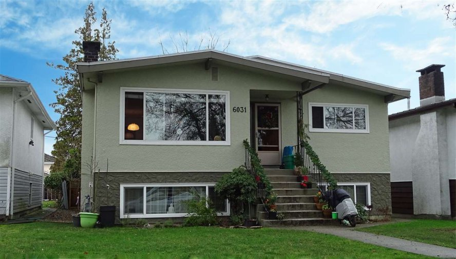 Main Photo: 6031 CULLODEN Street in Vancouver: South Vancouver House for sale (Vancouver East)  : MLS®# R2528087
