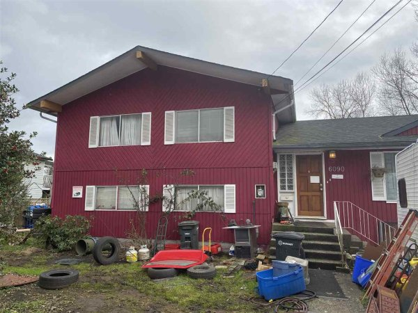 Main Photo: 6090 9TH Avenue in Burnaby: Big Bend House for sale (Burnaby South)  : MLS®# R2435217