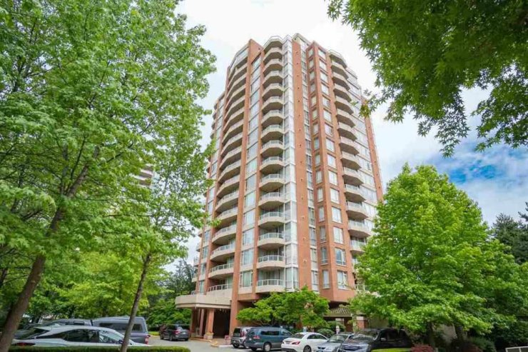 Main Photo: 1604 4657 HAZEL Street in Burnaby: Forest Glen BS Condo for sale (Burnaby South)  : MLS®# R2425667
