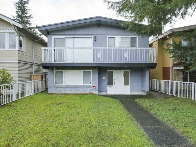 Main Photo: 3440 W KING EDWARD Avenue in Vancouver: Dunbar House for sale (Vancouver West)  : MLS®# R2332779