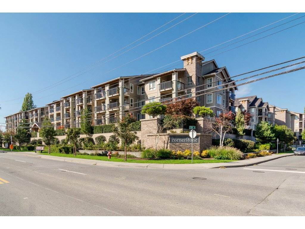 Main Photo: 111 21009 56 Avenue in Langley: Salmon River Condo for sale : MLS®# R2133806
