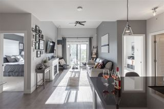 """Photo 9: 406 20062 FRASER Highway in Langley: Langley City Condo for sale in """"Varsity"""" : MLS®# R2461076"""