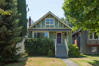 Photo 1: 3414 W KING EDWARD Avenue in Vancouver: Dunbar House for sale (Vancouver West)  : MLS®# R2343241