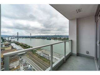 """Photo 2: 2005 668 COLUMBIA Street in New Westminster: Quay Condo for sale in """"TRAPP & HOLBROOK"""" : MLS®# R2203943"""