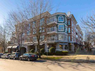 "Photo 1: 306 5723 COLLINGWOOD Street in Vancouver: Dunbar Condo for sale in ""CHELSEA AT SOUTHLANDS"" (Vancouver West)  : MLS®# R2339006"