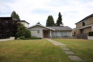 Photo 1: 6850 LAUREL Street in Vancouver: South Cambie House for sale (Vancouver West)  : MLS®# R2379035