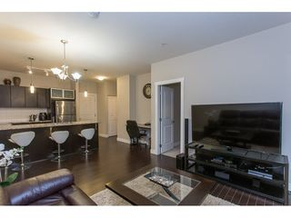 """Photo 10: 211 9655 KING GEORGE Boulevard in Surrey: Whalley Condo for sale in """"GRUV"""" (North Surrey)  : MLS®# R2139260"""