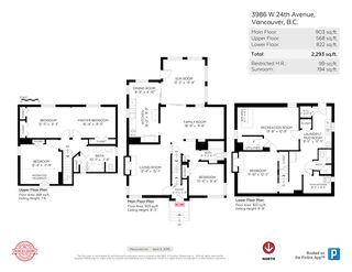 Photo 19: 3986 W 24TH Avenue in Vancouver: Dunbar House for sale (Vancouver West)  : MLS®# R2356615