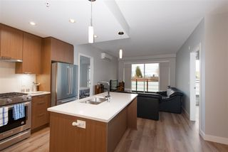 """Photo 1: 307 4289 HASTINGS Street in Burnaby: Vancouver Heights Condo for sale in """"Modena"""" (Burnaby North)  : MLS®# R2358636"""