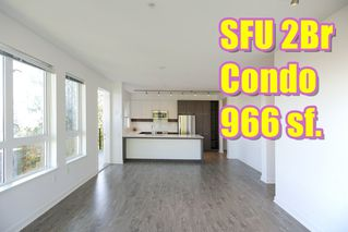 """Photo 1: PH5 9250 UNIVERSITY HIGH Street in Burnaby: Simon Fraser Univer. Condo for sale in """"NEST"""" (Burnaby North)  : MLS®# R2528716"""