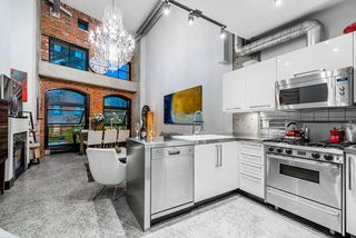 Photo 4: 306 27 ALEXANDER Street in Vancouver: Downtown VE Condo for sale (Vancouver East)  : MLS®# R2527817