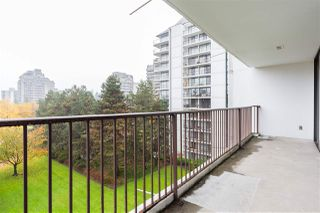 """Photo 16: 607 6455 WILLINGDON Avenue in Burnaby: Metrotown Condo for sale in """"PARKSIDE MANOR"""" (Burnaby South)  : MLS®# R2337376"""