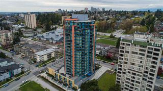 """Photo 2: 903 188 AGNES Street in New Westminster: Downtown NW Condo for sale in """"Elliot street"""" : MLS®# R2361082"""