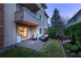 "Photo 2: 105 5375 VICTORY Street in Burnaby: Metrotown Condo for sale in ""THE COURTYARD"" (Burnaby South)  : MLS®# R2357263"