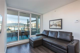 """Photo 2: 201 933 E HASTINGS Street in Vancouver: Hastings Condo for sale in """"STRATHCONA VILLAGE"""" (Vancouver East)  : MLS®# R2339974"""