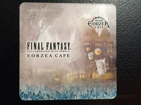 Final Fantasy XIV Themed Cafe