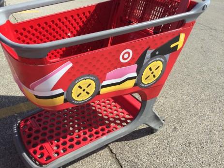 My Peach Kart! aka Why I shop at Target