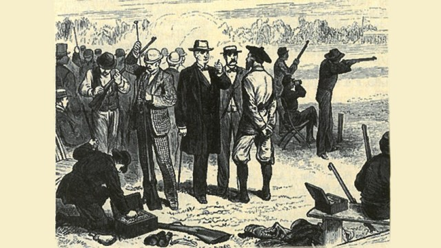 1872 Creedmoor and the First Annual Matches