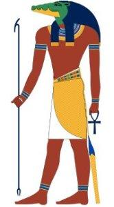 Ο θεός Sobek