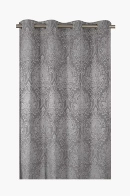 Shop Lounge Curtains Online   Living Room   MRP Home Jacquard Azalia Taped Curtain  225x250cm