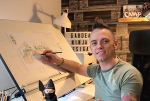 The secrets of good garden design: Lee Burkhill